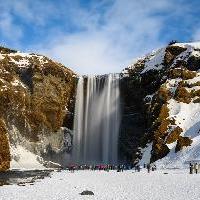 IJsland - Nog wat Skogafoss