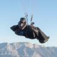 Môle, Parapente en Mt Blanc